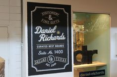 Sign Painters: Dallas Fort Worth Hand Painted Signs Lettering & Pinstriping