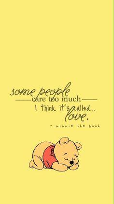 winnie the pooh quotes Nospellingskindly - - quotes Cute Winnie The Pooh, Winne The Pooh, Winnie The Pooh Quotes, Piglet Quotes, Disney Phone Wallpaper, Iphone Wallpaper, Citations Film, Disney Movie Quotes, Best Disney Quotes