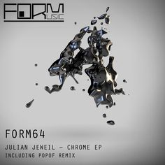#housemusic Chrome EP: December 12th sees acclaimed French Techno DJ/producer Julian Jeweil release his latest EP, entitled 'Chrome', via…