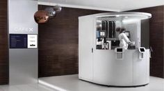 Робот «Бариста» предлагает быстрое капучино в Cafe X