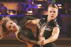 You not watching DWTS? WHY NOT? Derek Hough and Maria Menounos