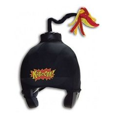 Da Bomb Helmet Cover - One Size - >>> Check this awesome product by going to the link at the image.
