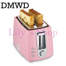 US $15.98 DWMD Stainless steel electric toaster household automatic baking bread maker breakfast machine toast sandwich grill oven 2 slice. Aliexpress product