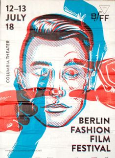 Berlin Fashion Film Festival – found in Mitte on InspirationdeYou can find Poster designs and more on our website.Berlin Fashion Film Festival – found in Mitte on Inspirationde Film Poster Design, Event Poster Design, Event Posters, Graphic Design Posters, Graphic Design Illustration, Graphic Design Inspiration, Poster Designs, Theatre Posters, Vintage Graphic Design