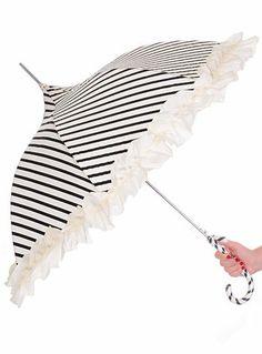 Gibson Girl Parasol Umbrella