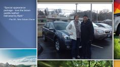 Dear Paul Modugno   A heartfelt thank you for the purchase of your new Subaru from all of us at Premier Subaru.   We're proud to have you as part of the Subaru Family.