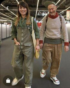 Nigel Cabourn, Winter Looks, Historical Clothing, Vintage Denim, Workwear, Denim Fashion, Parachute Pants, Overalls, My Style