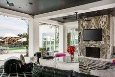 See Inside Gwen Stefani's Over-The-Top Beverly Hills Mansion - ELLEDecor.com