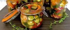Ogórki w zalewie gyros - Blog z apetytem Nigel Slater, Pickles, Cucumber, Salads, Food And Drink, Stuffed Peppers, Vegetables, Eat, Recipes