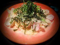 Japanese pasta - spaghetti alle vongole aux saveurs nippones - www.iloli-restaurant.com