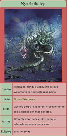 Todas Las Criaturas de Lovecraft solo para conocedores