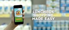 lets kids eat helaty and fresh. The Aldi Lunchbox. Bron:www. Healthy Eating For Kids, Eat Healthy, Make It Simple, Lunch Box, Smartphone, Apps, Let It Be, Fresh, Healthy Eating For Children