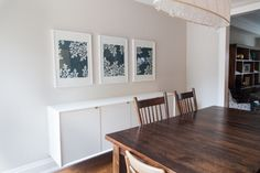 DIY Cheap Wall Art | And here you go! The room still needs some finishing touches but we ...