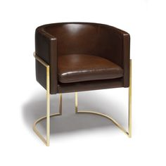 JULIUS CHAIR The modern and clean lines of the micro-collection JULIUS armchairs are clearly present in this chair.