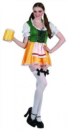 Disfraz de bávara : Vegaoo, compra de Disfraces adultos. Disponible en www.vegaoo.es