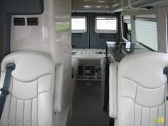 2011 Sprinter 3500 High Roof Camper Conversion Van - Brilliant Silver Metallic / Beige photo #3