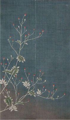 Japanese Noren Curtain-Burnet Design