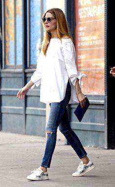 3 formas de llevar tus skinny jeans en verano