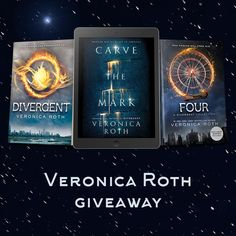 Veronica Roth #YAlit Giveaway