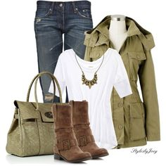 """Comfy Casual"" by stylesbyjoey on Polyvore"
