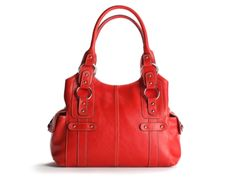 Just bought this purse in blue!! can't wait! Kelly & Katie Kendall Satchel