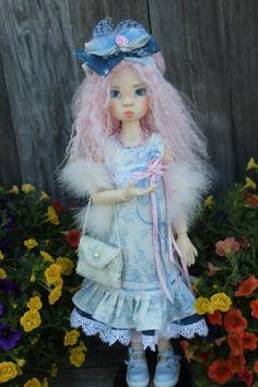 Tea Party fits Kaye Wiggs  Layla, Talyssa,  MSD BJD dolls by K&K Designs