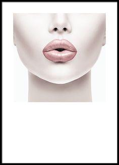 Pink Lips, plakat