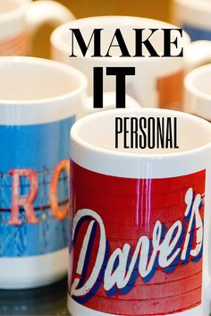 personalized coffee mugs with name coffee drinker