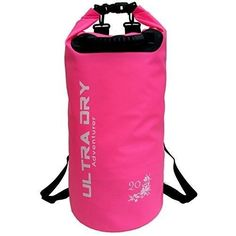 Waterproof Backpack Drybag Pink Overboard Underwater With Dry Phone Case  Pouch  UltraDry  PouchWithDryPhoneCase Waterproof f3acd89375cff