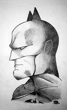 Batman Sketche