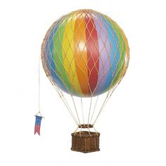 3d64ec1a884 Buy Authentic Models - Travels Light Balloon Model Rainbow at Peter s of  Kensington