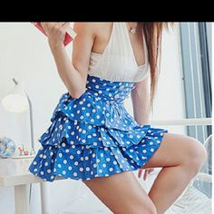 spring dress :)