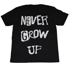 Kellin quinn Never Grow Up Awesome Shirts, Cool Shirts, Anthem Made, Kellin Quinn, Never Grow Up, Edgy Outfits, I Got This, Growing Up, Fashion Beauty