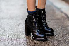 Louis Vuitton Star Trail Boots