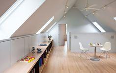 modern + minimal work space