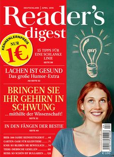 Reader's Digest April 2016