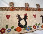 Bandô para cozinha - galinhas