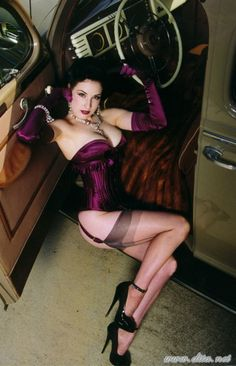 This one is going to make his knees weak!!!!!!  Alternative Pinup girl http://alernative-pinup.blogspot.com