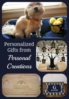 Personalized Gifts from Personal Creations #PCHoliday #sponsored
