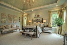 Kings Chapel Showcase Homes - Bedroom - Arrington, TN
