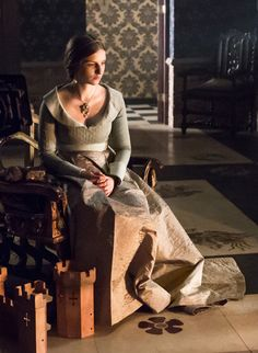 The White Queen - queen Anne Neville
