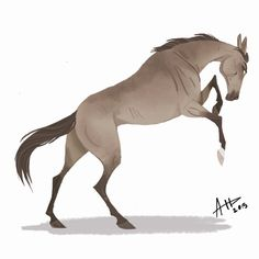 Learn To Draw Animals - Drawing On Demand Creature Drawings, Horse Drawings, Cartoon Drawings, Animal Drawings, Cute Drawings, Drawing Animals, Ride Drawing, Snake Wallpaper, Tiny Horses