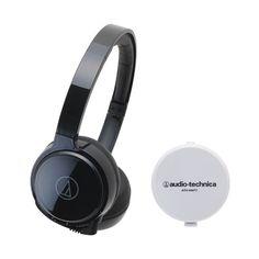Audio-Technica ATH-WM77 Headphones with Retractable Cord $90