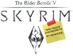65 Skyrim Tricks, Tips and Secrets! - NextGenUpdate