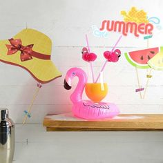 Ein süßes Geschenk Set ♥ #Geschenkidee #Sommer #Flamingo #DEPOT