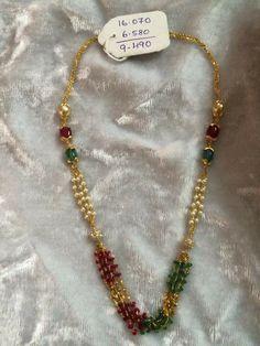 Gold Earrings Designs, Beaded Jewelry Designs, Necklace Designs, Gold Necklace Simple, Gold Jewelry Simple, Gold Chain Design, Pearl Jewelry, Gold Jewellery, Rajputi Jewellery