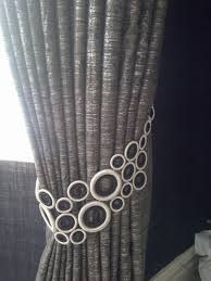 Image result for Curtain tie back ideas