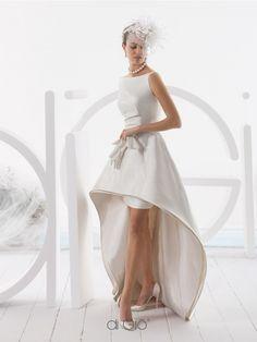20 fantastiche immagini su Short Dress Le Spose di Giò  ec66e44d359