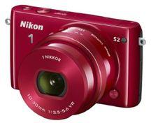 THE NEW #COMPACT MIRRORLESS #NIKON 1 S2 #camera