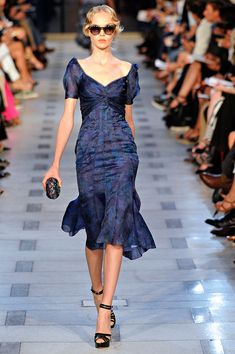 Zac Posen - I think this dress speaks for itself.